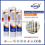 liquid glue waterproof glue for plastic for large glass panel with factory price