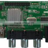 Universal TV & Monitor main board for Samung Lg CMO AUO