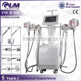 New Professional Slimming machine weight loss cavitation and RF and BIO light beauty equipment on sale