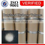 We are the largest supplier in mainland China for Food Additive Butylated Hydroxy Toluene