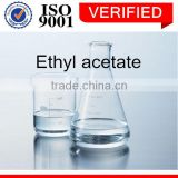 We are the largest supplier in China of industrial Grade Solvent ethyl acetate 99.5%min manufacturers