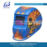 HX-TN05 Auto darkening welding helmet Solar welding helmet Full face welding mask with CE