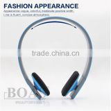 bluetooth headset Earpods Wireless Earphones Bluetooth Stereo Headset With Microphone Headphone Sports Earbuds for Mobile Blue