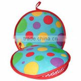 Inquiry about Hot sale Insulated Microwaveable Fabric Tortilla Holder/Keeper Warmer