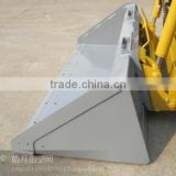bucket for skid steer loader, backhoe loader, wheel loader, bohcat bucket, bucket, bobcat attachments