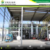 B100 biodiesel manufacturing machine used cooking oil for crude glycerine biodiesel reactor