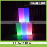 LED PLASTIC BAR CHAIR/GLOWING LED BARSTOOLS/LIGHTED LED LOUNGE CHAIR