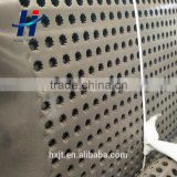 Heavy-Duty High Flow Wall Drainage System for Irrigated Green Rooftops HDPE waterproofing drain board