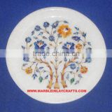 Marble Round Plate