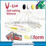 Special Gift 3pcs Diy V-tie Sugru Silicone Adhesive Sealant Rubber Glue Universal Silica