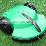 Newest spareparts for lawn mower TC-G158, auto recharge, safety sensor remote control lawn mower TC-G158
