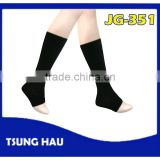 Comfy Knee High Open Toe Socks