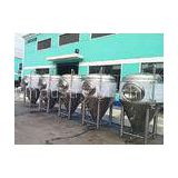 Stainless Steel Beer Production Line for Beer Brewery Equipment Alcohol Fermentation Tank