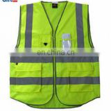 Quality Custom Printed or Embroidery sleeveless kevlar vest