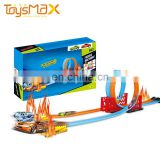 2017 New Stlye Pull Back Hot Wheels Magic Track Toys