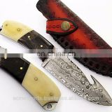 Damascus knifes - Hunting Damascus Knives, high quality