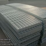 30*3mm galvanized road safety grating