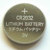 Cr2032 3 Volt Lithium Button Coin Cell Battery