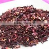 Hibiscus dried flowers / dried hibiscus petalsfor cosmetics use