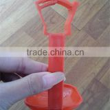 Automatic plastic poultry drinker drip cup/Poultry Water Cup/Drip Cup for Chicken