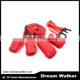Red Color Wholesale 100% Environmental Nylon BDSM Bondage Furry Bed Restraints Sex Adult Toy