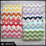 Latest Personalized Chevron Baby Wipes Case
