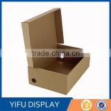 Cardboard Shoe Box Wholesale, Custom Corrugated Shoe Box