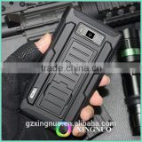 Heavy Duty Black Color Belt Clip Case for LG Optimus L7 / P700 / P705