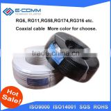 China supplier rg6 vga coaxial cable converter multi-core coaxial cable stripping machine