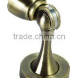 zinc alloy antique brass door stopper