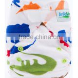 Baby diapers washable lovely mini newborn cloth diaper nappies