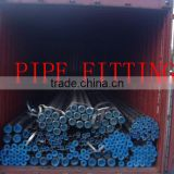 ASTM A335 P2/P9 alloy seamless steel pipe export Brazil Oil transmission Pipeline Project