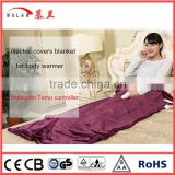 China Supplier Anti-Pilling GS CE Cotton Electric over Blanket for Cold Night