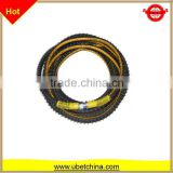 China Alibaba with linen surface and screw protector washing machine DN 8 high pressure wire braided rubber hose price