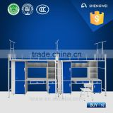 luoyang shengwei pull out bunk bed with high quality