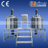 Double Jacket Unit Shampoo Making Machine