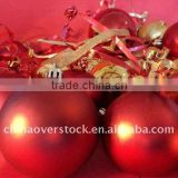Christmas decoration balls/bells/drums