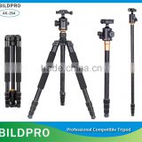BILDPRO Best Seller DSLR Tripod Professional Aluminum Camera Tripod Studio Video Stand