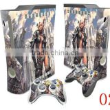 Decal wrap for Microsoft for Xbox 360 consloe controller for skin