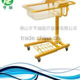 China wholesaler sole hospital baby crib attached bed with wheels                                                                         Quality Choice