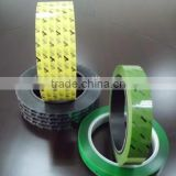 Made in China RH1515 # green plastic tie tape