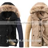 Custom 2015 new fashion down feather jacket apparel men suit mens winter jackets winter Business Casual SMART CASUAL for men