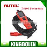 2015 New Arrivals 100% Original Autel PowerScan PS100 Electrical System Diagnostic Tool Update Online
