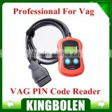 2015 New VAG KEY LOGIN VAG PIN Code Reader Key Programmer for Au-di/Seat/Skoda Auto Key Programmer with Top Quality