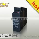 Power Kingdom brand 12v 100ah solar gel rechargeable battery AGM battery for UPS, deep cycle