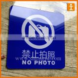 UV Flatbed Print Custom Full Colour High Quality Stop Sign