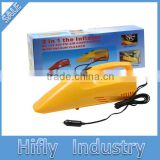 HF-804 DC 12V Car Vacuum Cleaner Mini Portable Car Vehicle Handheld Vacuum Cleaner( CE Certificate)