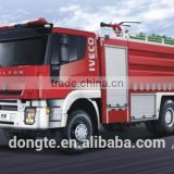 Iveco 4*2 water tank fire truck cell+8613597828741