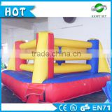 2016 Cheap inflatable boxing ring for kids and adults,used boxing ring ,inflatable wrestling ring for sale
