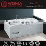 indoor acrylic bathtub for bubble machine spa bath